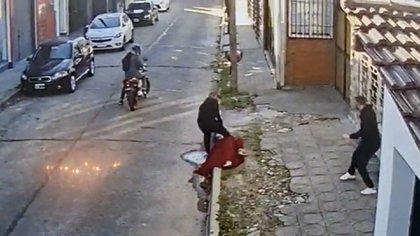Detuvieron a un motochorro en medio de un asalto: era inspector de tránsito de la municipalidad de Moreno