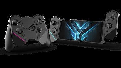 Le téléphone portable est une console, avec ROG Kunai 3 Gamepad, récompensé au CES 2021