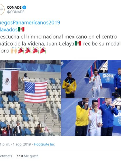 Yahel Castillo quedó fuera de medallas (Foto: Captura de pantalla de Twitter)