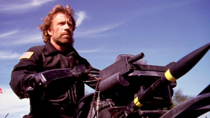 The Delta Force,  Chuck Norris Shutterstock