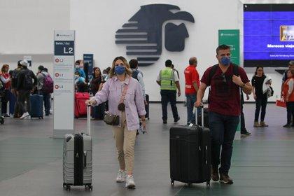 En abril, la IATA indicó que las aerolíneas mexicanas operaron a 15% de su capacidad (Foto: Graciela López/Cuartoscuro)