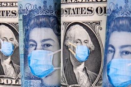 Hacienda menciona que las medidas sanitarias necesarias para la contención de la pandemia están generando efectos negativos importantes sobre la actividad económica global (Foto: Reuters/Dado Ruvic)