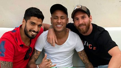 Neymar estaba dispuesto a volver y el padre a abonar 20 millones de euros