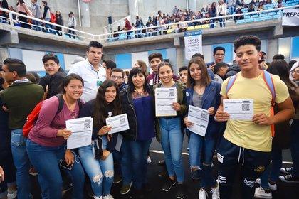 Este apoyo económico está dirigido a estudiantes en condiciones de vulnerabilidad (Foto: Coordinación Nacional de Becas para el Bienestar Benito Juárez)