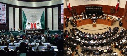 Las reacciones de la Cámara de Diputados y del Senado han sido radicalmente diferentes ante el decreto de paridad del INE. (Foto: Cuartoscuro)
