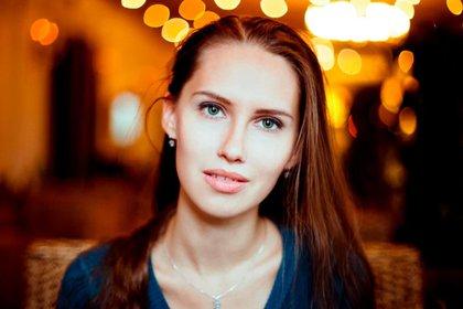 Ekaterina Antontseva trabajaba como bioquímica en el Instituto Tecnológico de San Petersburgo (vk.com)