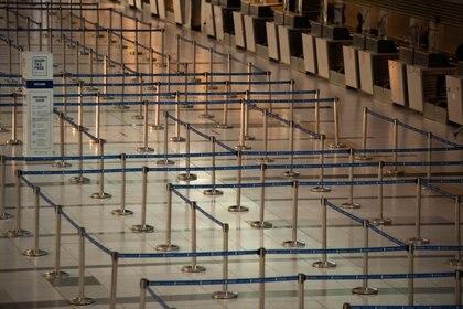 El aeropuerto de Ezeiza sin vuelos regulares comerciales desde marzo