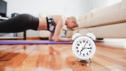 Cuál es el mejor momento del día para realizar actividad física (Shutterstock)