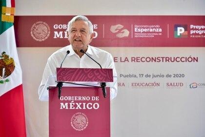 """López Obrador dijo que """"por razones humanitarias"""" estaría dispuesto a enviar gasolina a Venezuela (Foto: Cortesía Presidencia)"""