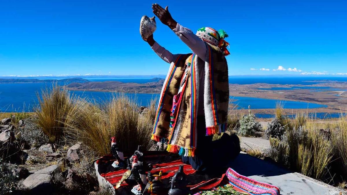 Fiestas tradicionales en Cusco: momento de ofrendas