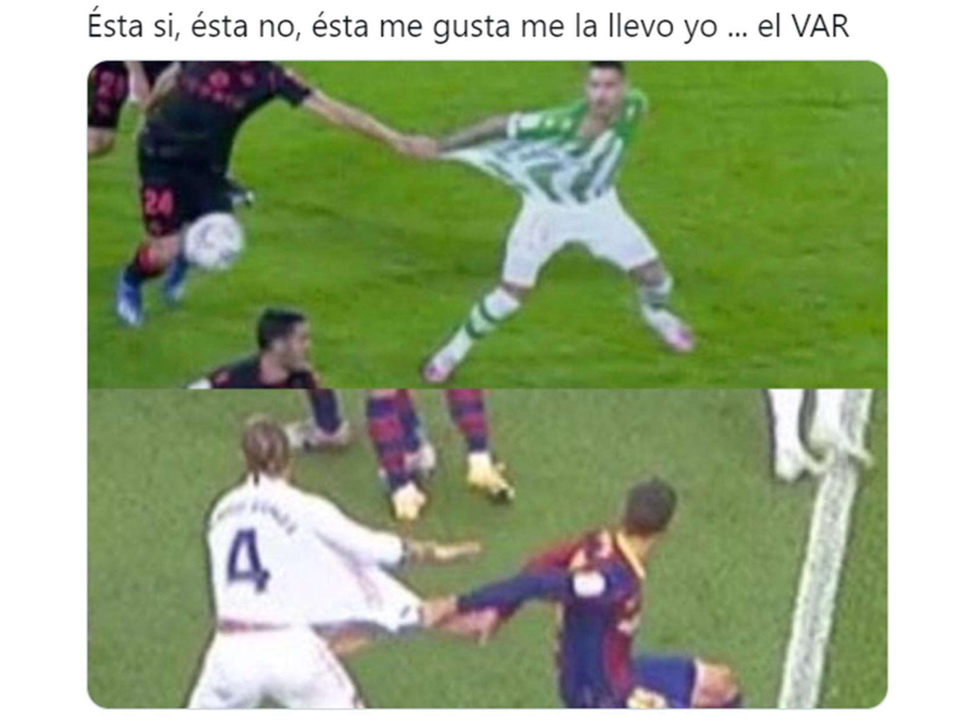 Memes Real Madrid vs. Barcelona