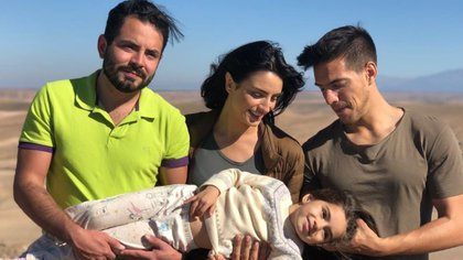 Vadhir también reveló qué tipo de relación tiene con sus tres hermanos, Aislinn, José Eduardo y Aitana.
