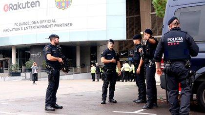 Prometen juntar más de 18 mil personas para una manifestación en las afueras del Camp Nou (Foto: Shutterstock)