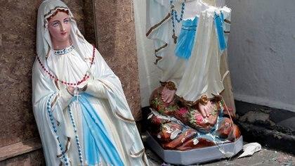 Los cristianos suman 1,2 millones de fieles en Sri Lanka, entre católicos y protestantes (Reuters)