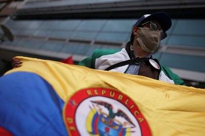 EL cumpleaños del himno nacional se da en medio de la coyuntura por el covid-19. Archivo REUTERS/Luisa Gonzalez
