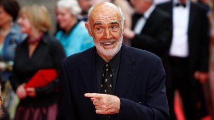 Sean Connery recibió múltiples premios (Reuters)