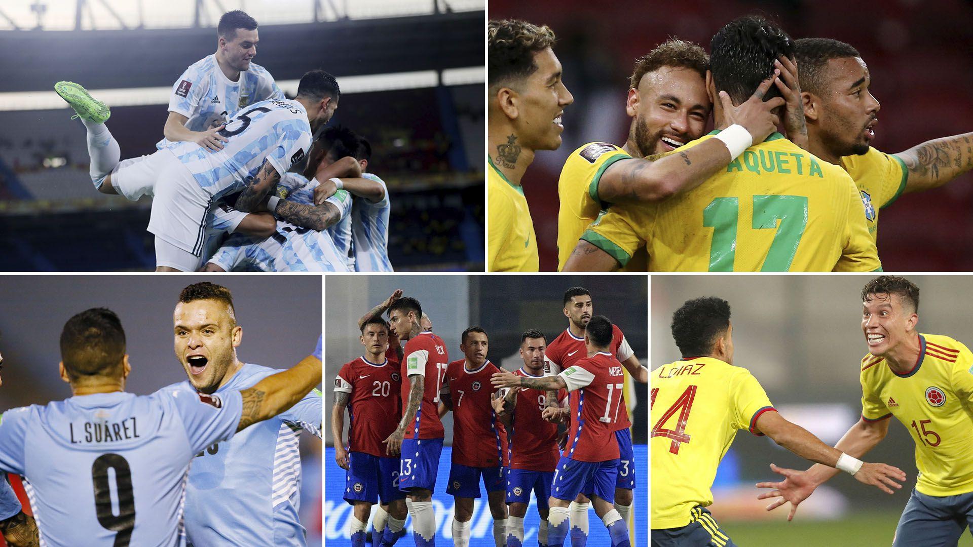 Copa América previa