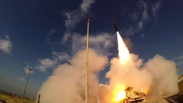 El sistema antimisiles de Israel, uno de los más modernos y efectivos del mundo