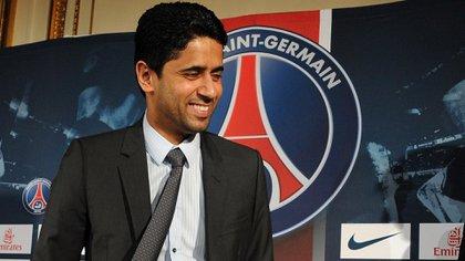 Nasser Al Khelaifi, presidente qatarí del Paris Saint Germain, participó de un acuerdo fraudulento