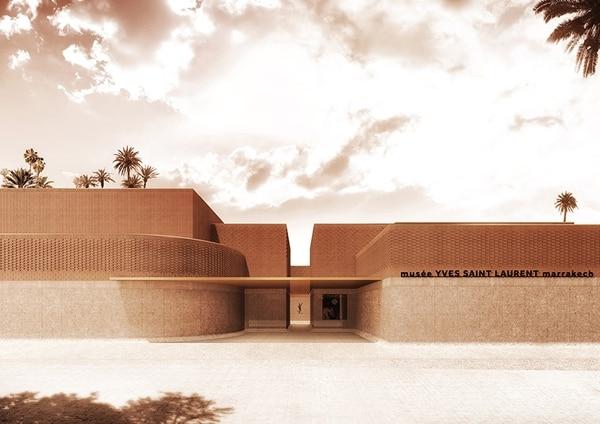Museo Yves Saint Laurent, Marruecos
