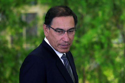 Vizcarra, the ousted former president of Peru, responds to a prosecutor for alleged corruption