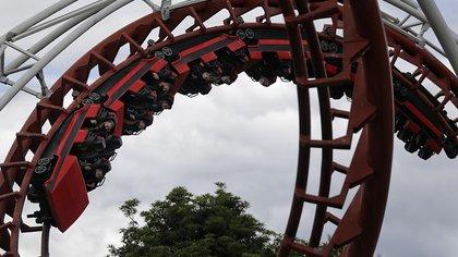 En medio de la cuarentena en Bogotá, tres parques de diversiones abrirán al público este domingo