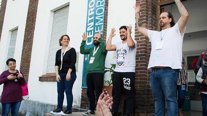 La primer edición del festival internacional de cine Sordo fue en el 2017