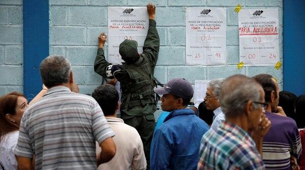 La elección tuvo una mayor participación a la esperada (Reuters)