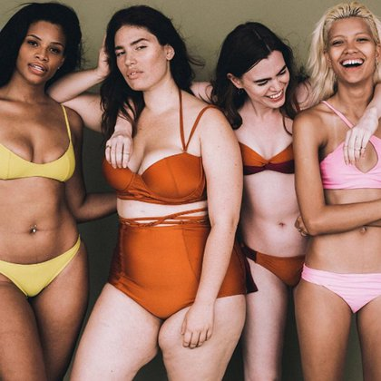 Modelos luchan porque les reconozcan sus diferentes características y no las limiten