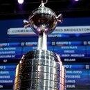 Football Soccer - 2017 Copa Libertadores draw - CONMEBOL headquarters, Luque, Paraguay - 21/12/2016 The Copa Libertadores trophy after the draw. REUTERS/Jorge Adorno