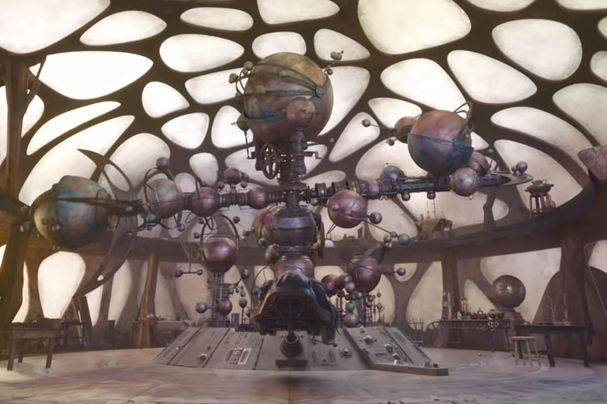 """""""The Dark Crystal: Age of Resistance"""" se estrenará el 30 de agosto (Foto: Netflix)"""