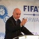 El presidente de la FIFA, Gianni Infantino, en una imagen de archivo. EFE/Miguel Lemus/Archivo