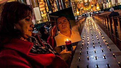 Los mayores perpetradores de este crimen fueron las Autodefensas Unidas de Colombia (AUC), 26.475 (62,3%)