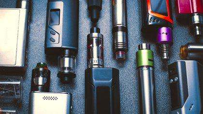 El cigarrillo electrónico es el ingreso a la adicción a la nicotina (Foto: Shutterstock)