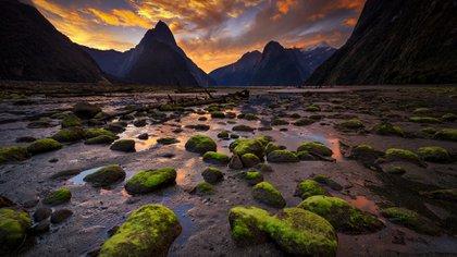Por suubicación geográfico y su tranquilidad política, Nueva Zelanda atrae a los que temen el Armagedón y pueden pagar su sobrevida. (Getty)