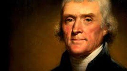 En 1800 Thomas Jefferson fue elegido por el Congreso luego de empatar con Aaron Burr en el Colegio Electoral