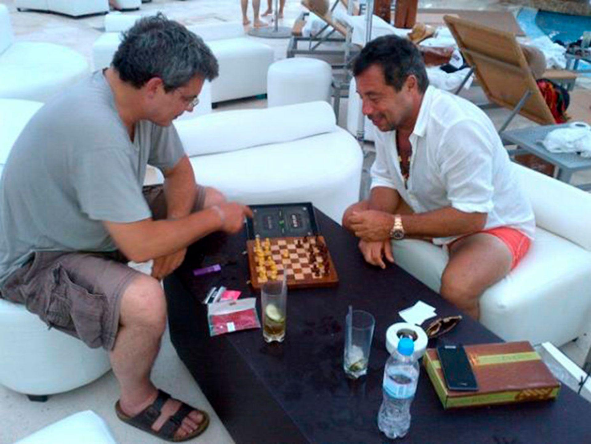 famosos en ajedrez