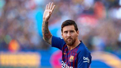 La despedida menos pensada: Lionel Messi se iría del Barcelona (EFE/Alejandro García)