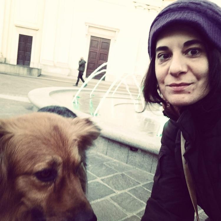 La enfermera italiana Daniela Trezzi. Había dado positivo por coronavirus y se quitó la vida esta semana
