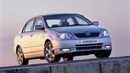 Novena generación - Toyota Corolla