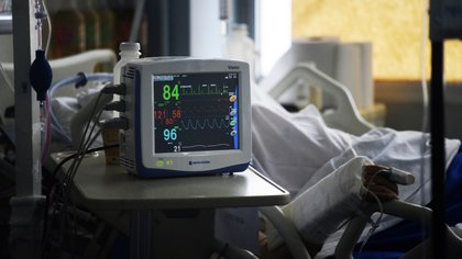 19/06/2020 Paciente de coronavirus hospitalizado en Valparaíso, Chile POLITICA SUDAMÉRICA CHILE AGENCIA UNO
