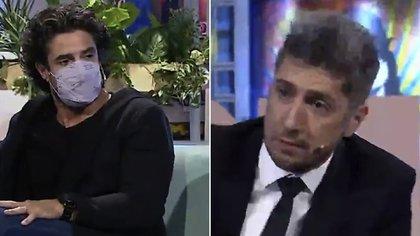 Incomodidad al aire: comentarios irónicos y ¿tensión? en la entrevista de Jey Mammon a Luciano Castro
