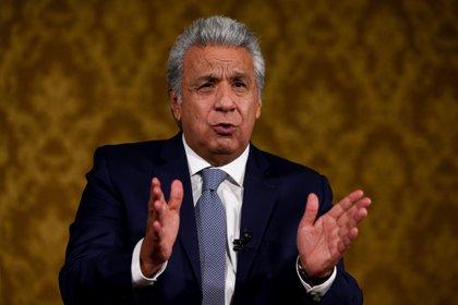 El orador principal del foro será Lenín Moreno, presidente de Ecuador (EFE/José Jácome/Archivo)