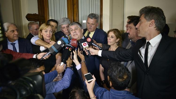 El senador formoseño reporta al gobernador Gildo Insfrán, uno de los mandatarios más cercanos a Cristina Kirchner