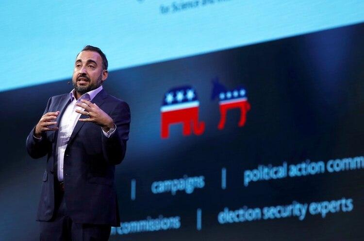 Alex Stamos, ex Facebook. Foto: Steve Marcus/Reuters