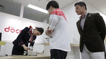 Los metales para la creación de las medallas para Tokio 2020 se obtuvieron mediante donaciones (AP)