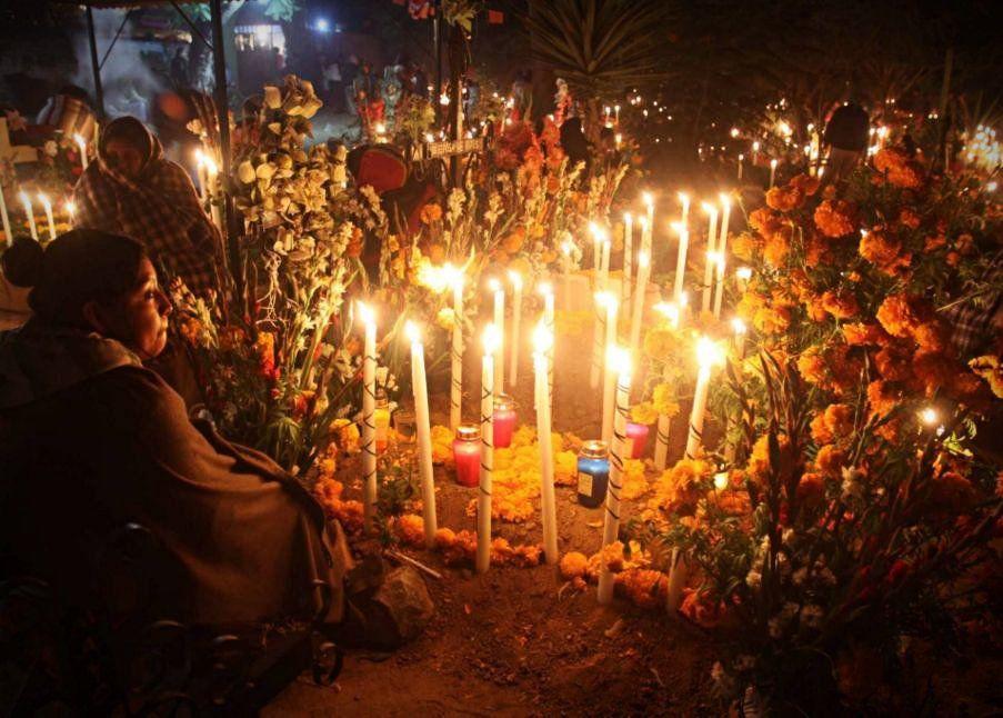 El pueblo de San Andrés Mixquic es considerado como de atención prioritaria (Foto: Instituto Nacional de Pueblos Indígenas)