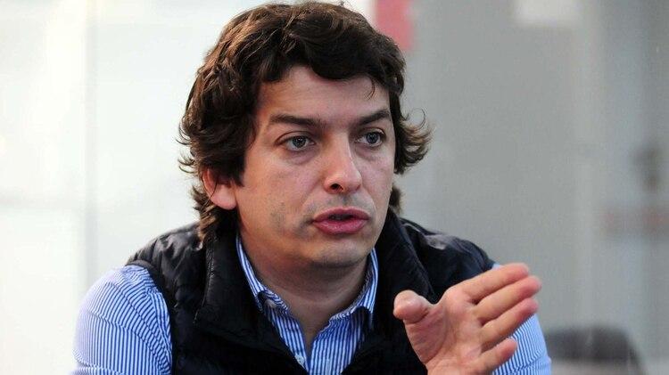 Ignacio Werner, secretario de Comercio (Maximiliano Luna)
