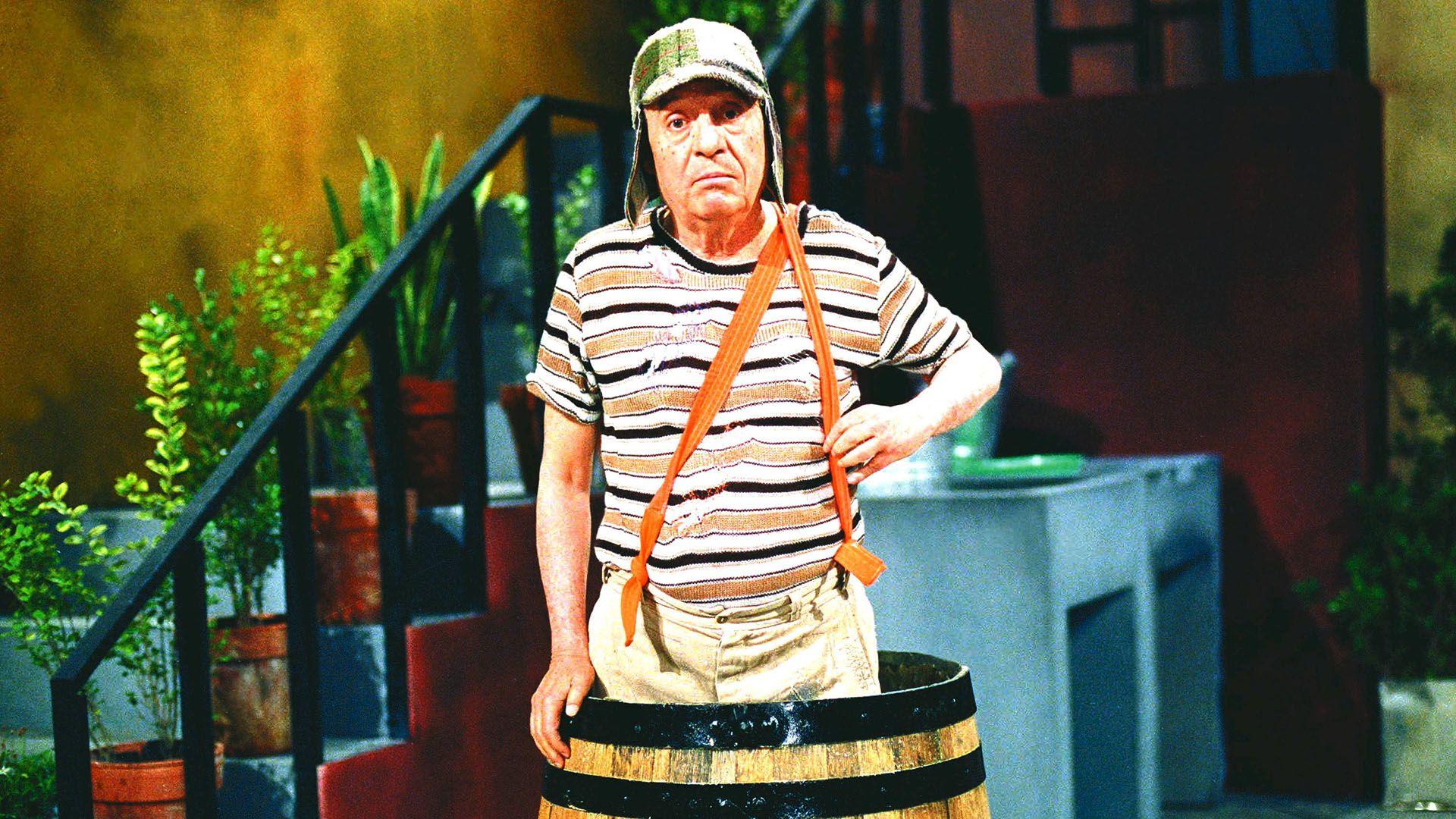 Roberto Gómez Bolaños, El Chavo del 8 (Zuma Press/The Grosby Group)