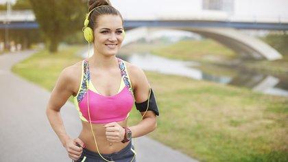 Antes de hacer running hay que controlar la cantidad de magnesio en el cuerpo para mejorar el rendimiento. Shutterstock 162